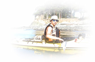 Sea Kayaking along Sucia Island